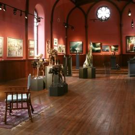 Kilmorack Gallery interior