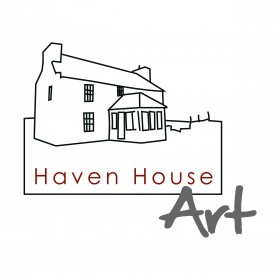 Haven House Art Logo