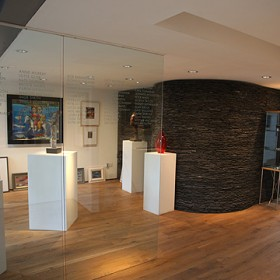 Brown's Gallery Interior 3