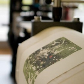 Highland Print Studio detail