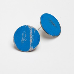 Heather McDermott - Small Buoy Earrings