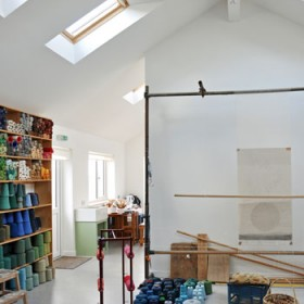 Hoxa Tapestry Gallery - Studio