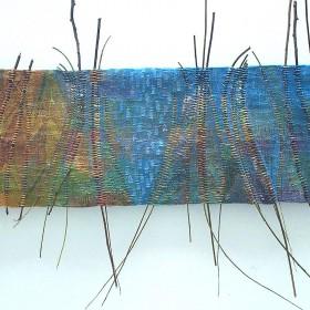 Sky Collar by Joan Baxter