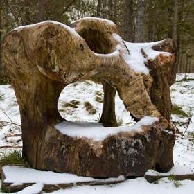 Dunnet Forest Sculpture