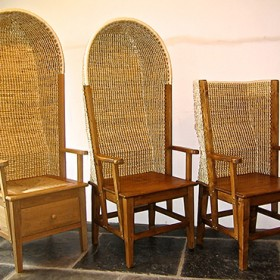 Scapa Crafts - Orkney Chairs