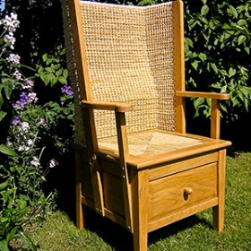Scapa Crafts - Oak Orkney Chair