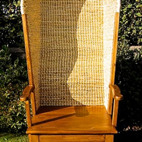 Scapa Crafts - Redwood Orkney Chair