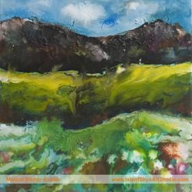 Landscape by Isle of Skye Artist Marion Boddy-Evans
